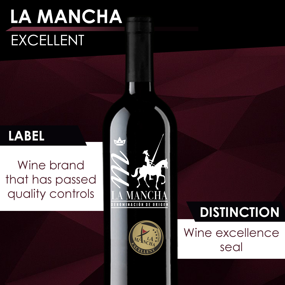 Seal wine excellence